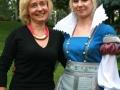 Елена Галиевская (слева)