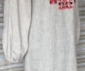 Блузка удлиненная 4074