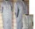 Блузка удлиненная 4095