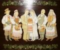 Панно - роспись по дереву - артикул 4-68-04