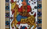 Панно в технике росписи по стеклу - артикул 6-59-11