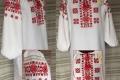 Блузка удлиненная 4073
