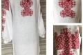 Блузка удлиненная 4086