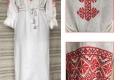 Блузка удлиненная 4090