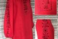 Блузка удлиненная 4102