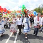 Праздничные мероприятия ко Дню города Минска 12 сентября 2015