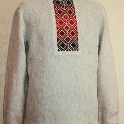 Сорочка мужская-6-538-17