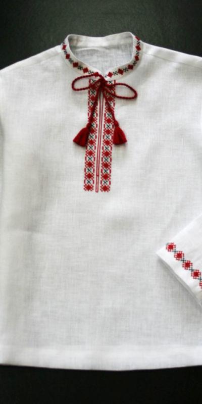 Сорочка детская 6-511-17