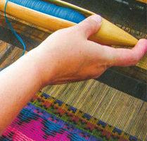 Изделия ручного ткачества