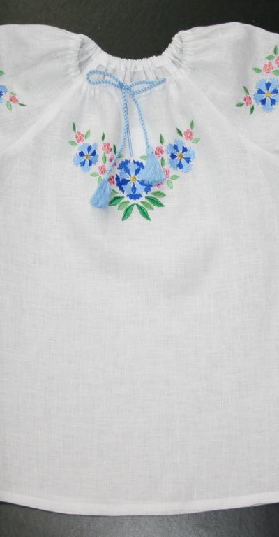Блузка детская артикул 6-401-15