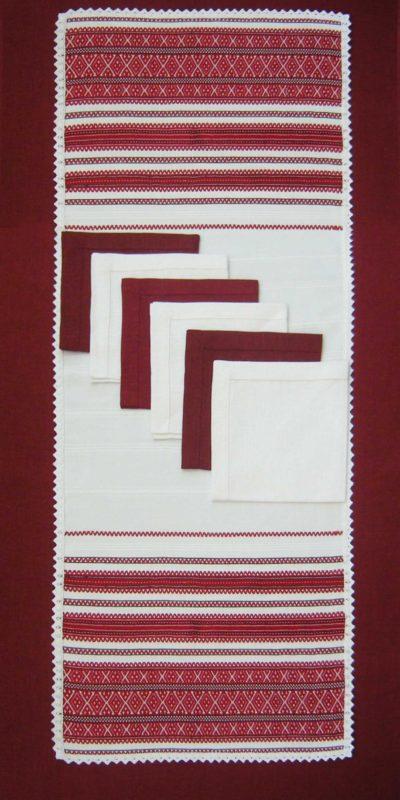 Столовый комплект артикул 6-431-16