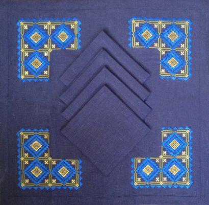 Столовый комплект артикул 6-460-16