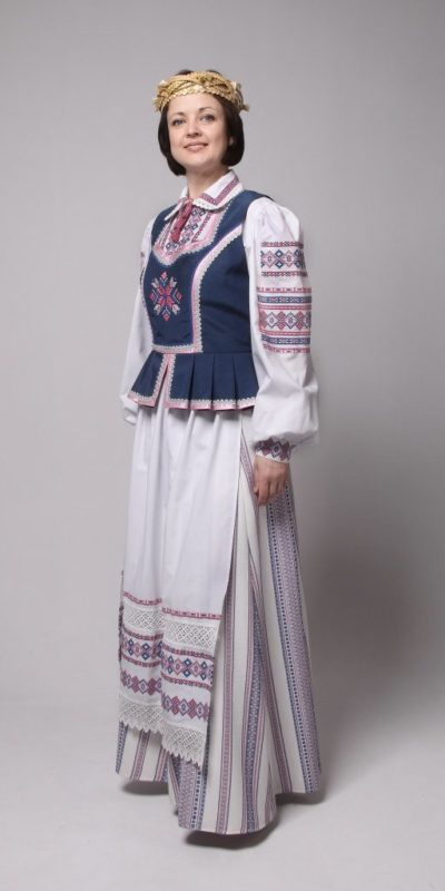 Реконструкция народного костюма