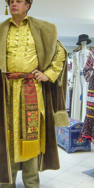Шляхетский костюм артикул 6-191-13